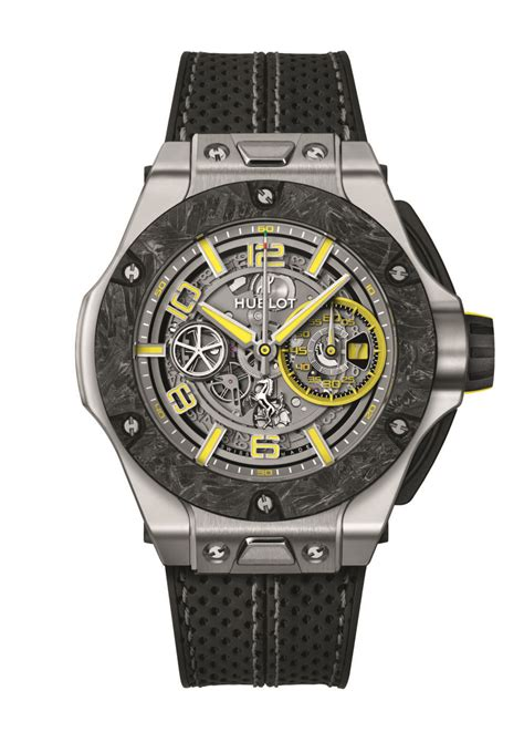The ferrari watches from the successful big bang series are the backbone of the cooperation between the two companies. Hublot Introduces New Watches for Scuderia Ferrari's 90th Anniversary