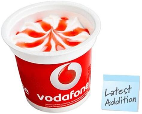 promotional promotional ice cream tubs printed