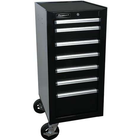 Tool Chest Side Cabinet by Homak H2pro 18in 7 Drawer Side Cabinet Northern Tool