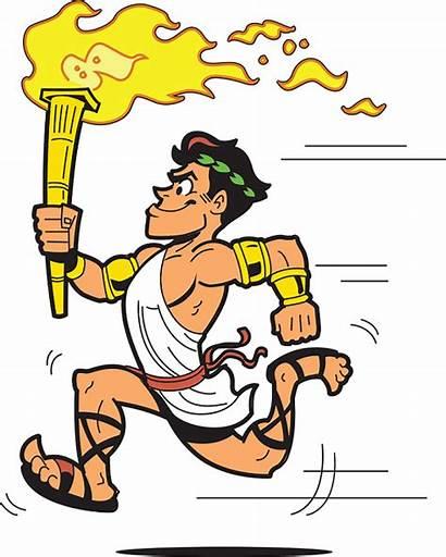Ancient Olympics Greek Olympic Games Wreath Greece