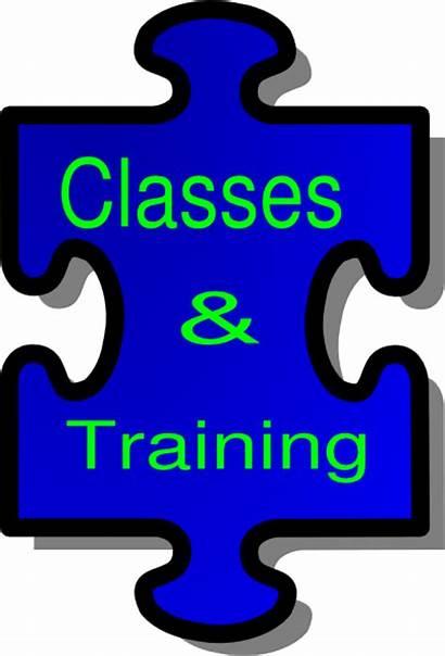Training Clip Classes Computer Clipart Class Piece
