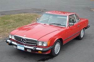 Mercedes 560 Sl : 80k mile driver 1987 mercedes 560 sl for sale mercedes ~ Melissatoandfro.com Idées de Décoration