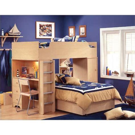 bureau garcon ikea loft bed with desk casual cottage