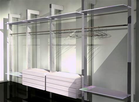 System Für Begehbaren Kleiderschrank by Begehbarer Kleiderschrank System 5 Deutsche Dekor 2017