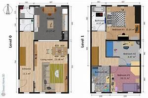 sweet home 3d dessinez vos plans d39amenagement librement With plan de maison sweet home 3d