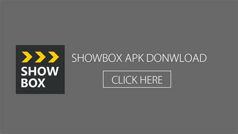 showbox apk version update 2018