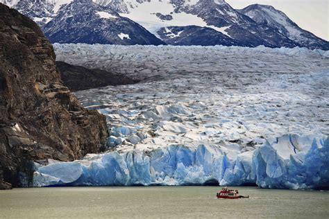 Grey Glacier in Chile | Original Travel Blog