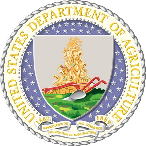 us department of state bureau of administration file seal of the united states department of agriculture