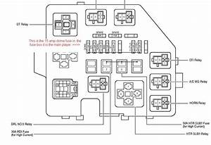 2001 Toyota Echo Fuse Box Diagram  Toyota  Auto Fuse Box Diagram