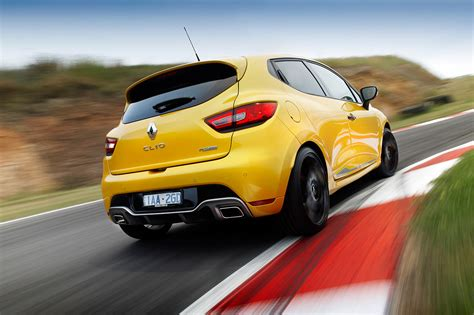 Review Renault Clio R S by Renault Sport Clio R S Review