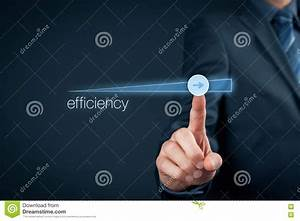 Efficiency Increase Stock Image  Image Of Productivity