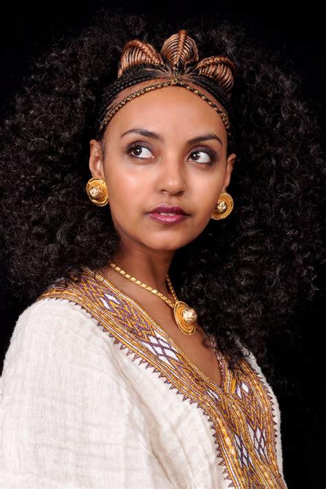 habesha bride ethiopian hair ethiopian beauty natural