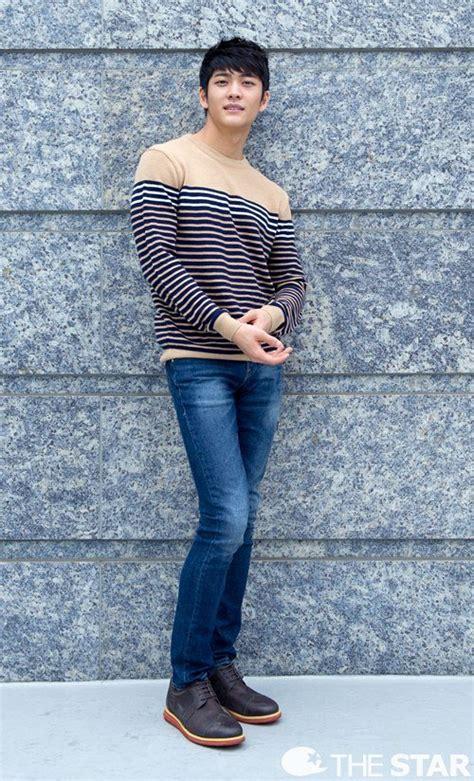 kang tae  korean actor actress