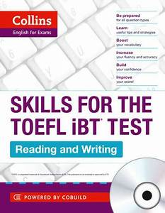 Collins English For The Toefl Test