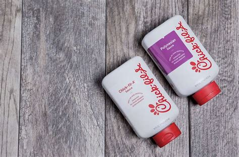 Chick Fil A Is Bottling Up Their Sauce To Fund Scholarships