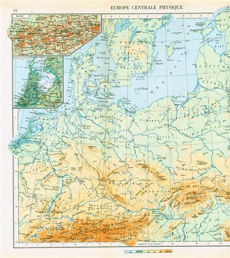 Carte Fleuves Europe Centrale by Les 83 Meilleures Images Du Tableau Maps Sur