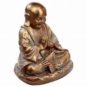 Statue Bouddha Interieur : statue de bouddha cheap statue de bouddha en pierre de lave reconstitu statue de bouddha ~ Teatrodelosmanantiales.com Idées de Décoration