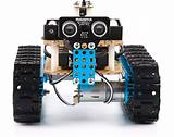 Photos du robot Mblock