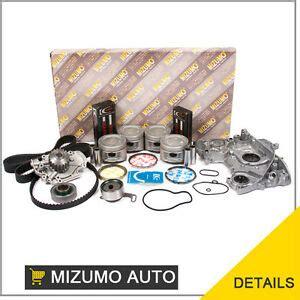 fit honda accord 2 2 f22a1 f22a4 engine rebuild kit ebay