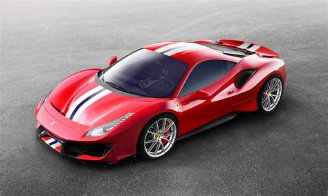 Ferrari Reveals 488 Pista With Racingderived 711bhp V8