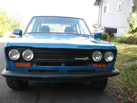 1970 Datsun 510 For Sale by 1970 Datsun 510 Two Door For Sale By Owner In Portland Oregon