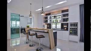 dry kitchen and wet kitchen design youtube With wet and dry kitchen design