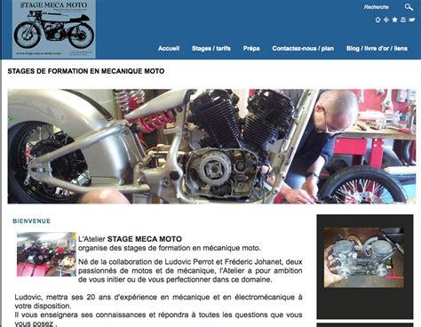 formation mecanique moto afpa o 249 trouver des stages pour s initier 224 la m 233 canique de la moto