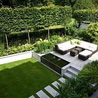 inspiring contemporary garden design Garden Inspiration & Hammock Giveaway | gardening ...
