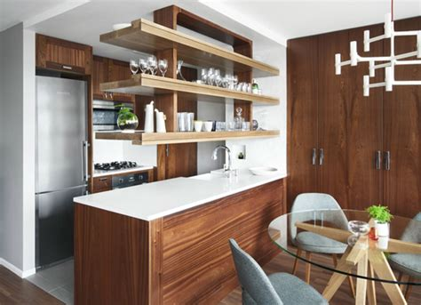Kitchen Island With Open Storage by Cool Kitchens 18 Designs We Bob Vila