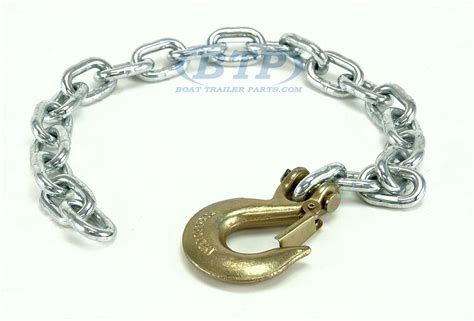 Boat Trailer Safety Chain by Boat Trailer Safety Chain Zinc Plated 3 8 Quot Thickness 31