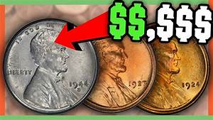 RARE WHEAT PENNIES WORTH MONEY - VALUABLE COINS IN YOUR ...