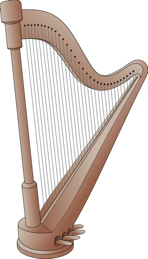 what is a l harp file harp illustration svg wikimedia commons