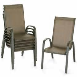 Sling Back Stackable Patio Chairs by Enchanting Patio Chairs Design Patio Chairs Costco