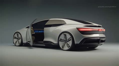 Audi Vision 2020 by Audi Aicon The Audi Vision Of Autonomous Driving