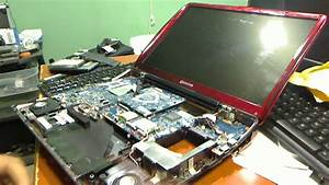 Toshiba Qosmio X305 Overheating Repaired Part 1 Of 3