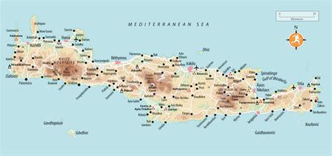 mapa kreta defeestvilla