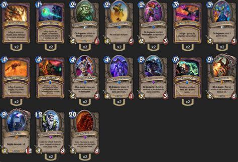 Hearthstone Malygos Deck Tgt by Deck Handlock D 233 Moniste Hearthstone Heroes Of Warcraft