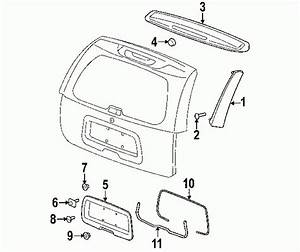 2002 Gmc Envoy Parts Diagram