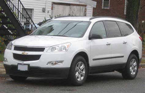 Chevrolet Traverse Wikipedia
