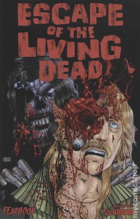Escape Of The Living Dead Fearbook (2006) Comic Books. Color Sofas Living Room. Two Color Living Room. Orange And White Living Room. Eclectic Living Room Ideas. Clocks Living Room. Remodel Living Room. Living Room Furniture Placement Ideas. Living Room And Kitchen Combo