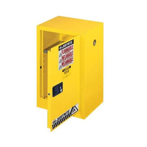 justrite  countertop safety flammable cabinet