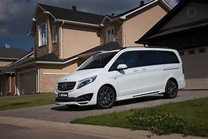 Mercedes Classe V Amg : mercedes benz v class black crystal by larte design in white ~ Gottalentnigeria.com Avis de Voitures