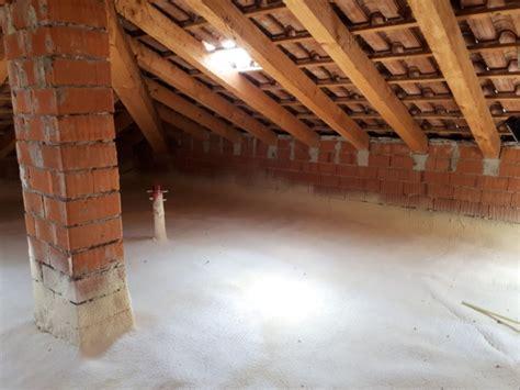 soffitta non abitabile isolamento sottotetto solaio soffitta pavimento