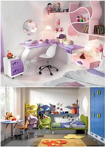 15, Creative, And, Cool, Kids, Bedroom, Furniture, Designs