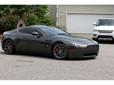 Aston Martin For Sale By Owner by 2009 Aston Martin Vantage Car Sale In Spencer