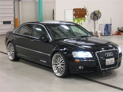 Audi A8 Modification by Dustyn91 2006 Audi A8 Specs Photos Modification Info At