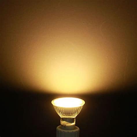 gu10 3w 60x3528 smd 150 230lm 2800 3300k warm white light