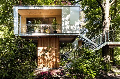 tree house camping  berlin