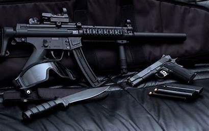 Assault Rifle Rifles Desktop Military Definition Wallpapers