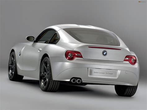 Bmw Z4 Fastback Top, Bmw Z4 Coupe Concept Wallpapers